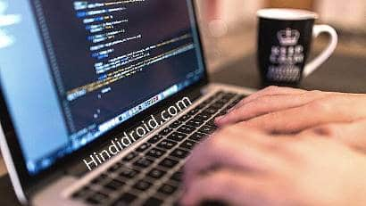 Hindi Keyboard typing