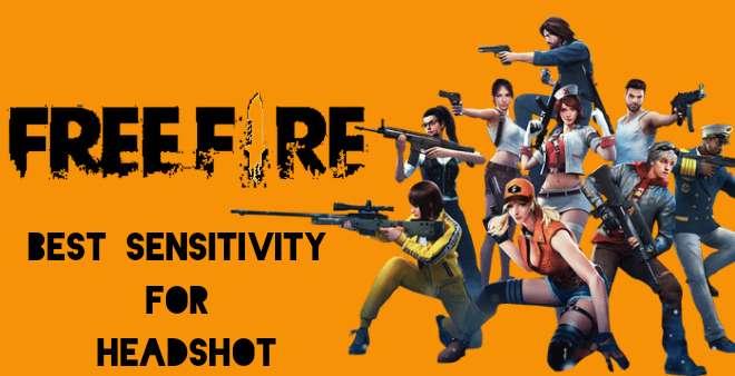 Free fire best settings for headshot